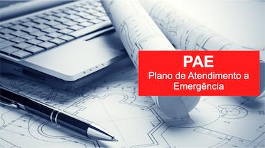 PAE – Plano de Atendimento a Emergências