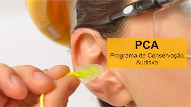PCA (Programa de Conservação Auditiva)