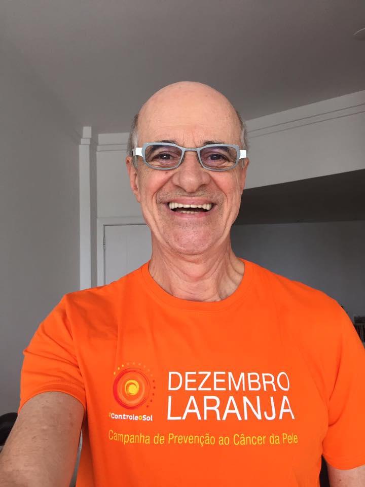 #DezembroLaranja – Mês de conscientização do câncer de pele