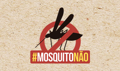 #DigaNãoAoMosquito – Um simples gesto pode salvar